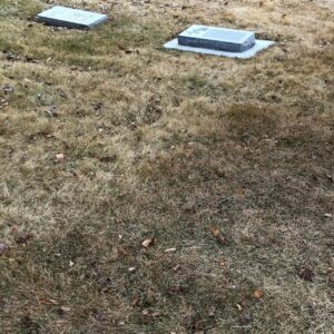 There are several legal steps necessary before a piece of land can be used as a cemetery.