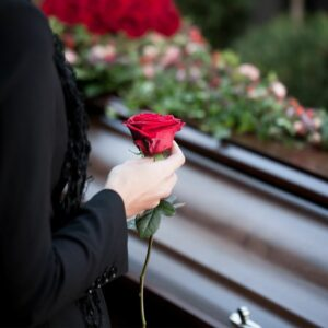 There is a subtle difference between a funeral casket, burial casket and even a coffin.
