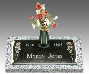 Grave Marker Installation can be done in a few steps