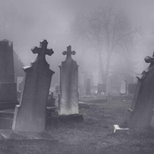 Haunted cemeteries are often the most intriguing, and garner hundreds of tourists