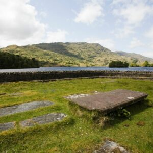 There are many historical burial sites from which valuable information has been learned.