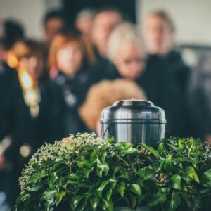 Cremation Urn burial is becoming a more and more popular option.
